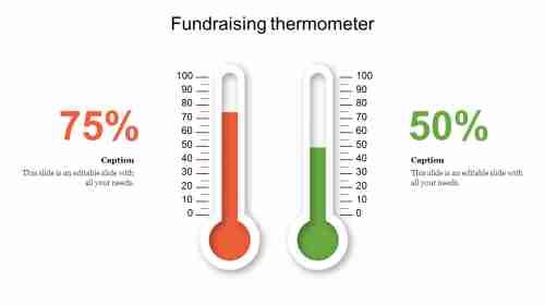 Fundraisingthermometerpowerpoint