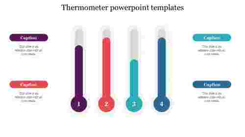 thermometer powerpoint templates free download