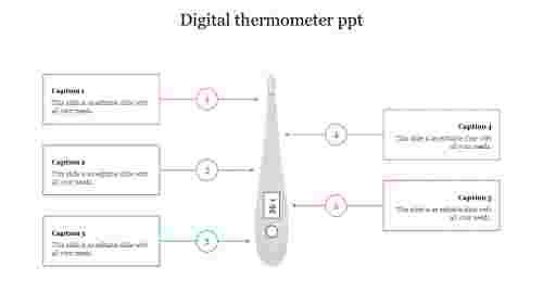Digitalthermometerpptpresentation