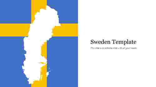 SwedenTemplateforpresentation