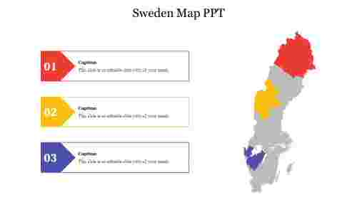 SwedenMapPPTpresentation