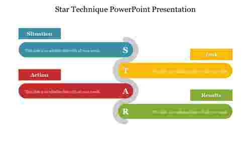 Star Technique PowerPoint presentation