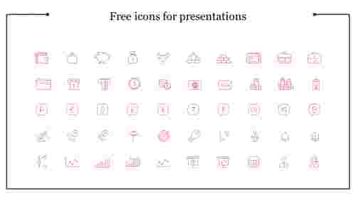 free icons for presentations