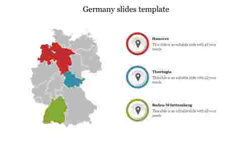 germany slides template
