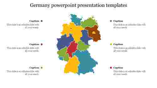 germany powerpoint presentation templates