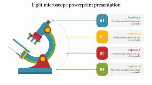 Lightmicroscopepowerpointpresentationslide