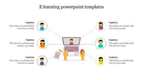 E%20learning%20powerpoint%20templates%20free%20slide