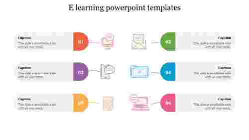 e learning powerpoint templates free download