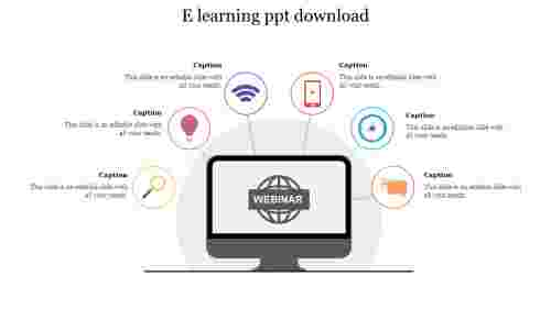 e learning ppt download