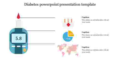 diabetes powerpoint presentation template