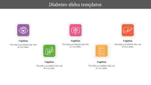 diabetes slides templates