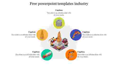 Free%20powerpoint%20templates%20industry%20slide