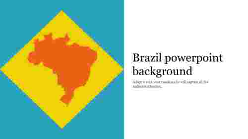 brazil powerpoint background