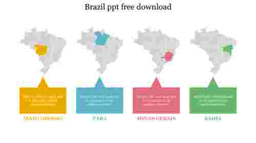 Brazil ppt free download