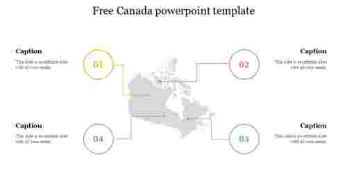 Free%20canada%20powerpoint%20template%20design