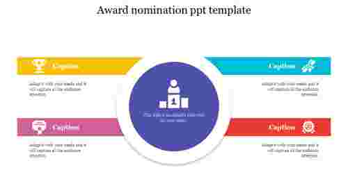 award nomination ppt template