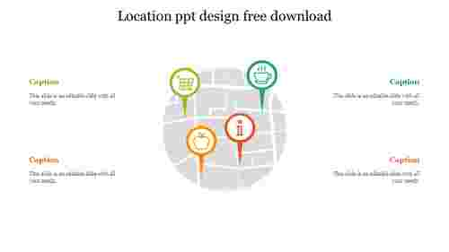 Simple%20Location%20ppt%20design%20free%20download
