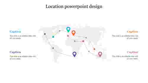 Location%20powerpoint%20design%20with%20map%20diagram