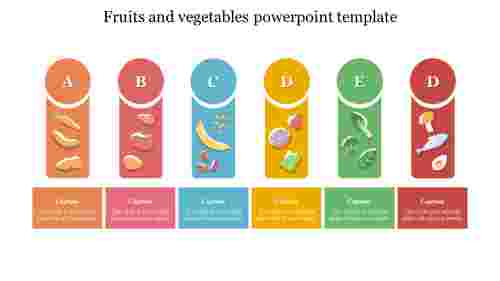 Best%20fruits%20and%20vegetables%20powerpoint%20template