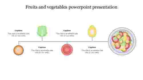 fruits and vegetables powerpoint presentation