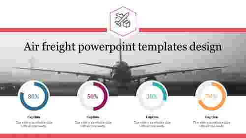 Creative%20Air%20freight%20powerpoint%20templates%20design