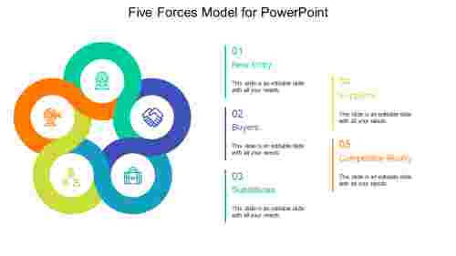 Best%20Five%20Forces%20Model%20for%20PowerPoint