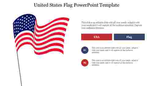Best%20United%20States%20Flag%20PowerPoint%20Template