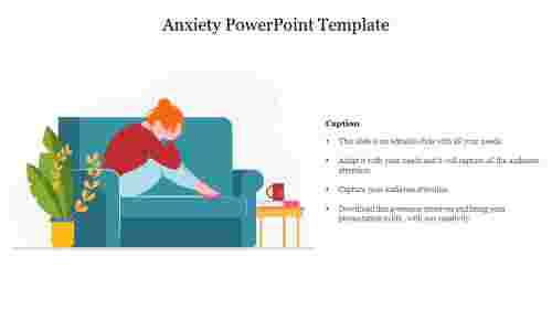 Anxiety PowerPoint Template