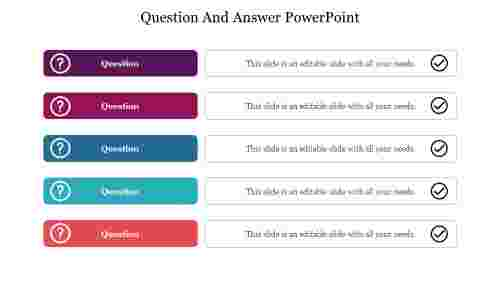 Editable%20Question%20And%20Answer%20PowerPoint