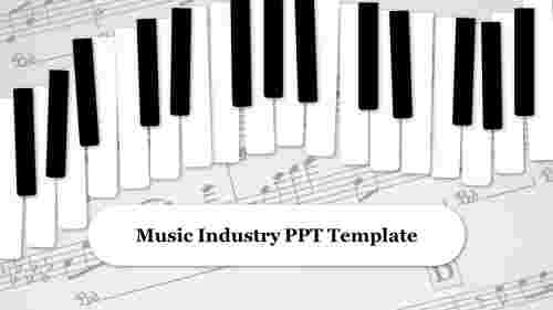 Creative%20Music%20Industry%20PPT%20Template