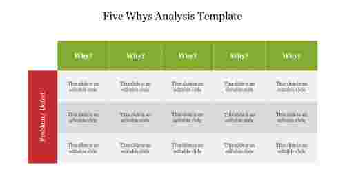 Amazing%205%20Whys%20Analysis%20Template%20With%20Table%20Design
