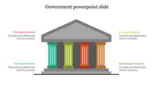 Government%20powerpoint%20slide%20with%20pillar%20design