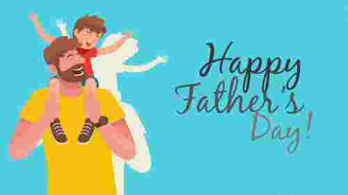Happy%20Fathers%20Day%20PowerPoint%20For%20Presentation