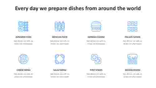 catering%20dishes%20plan%20powerpoint%20template