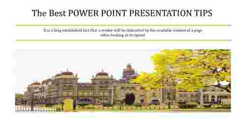 power point presentation tips for busi