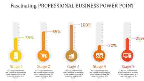 professional business power point