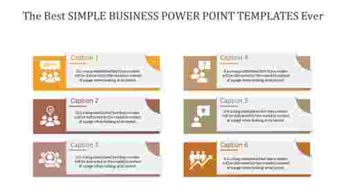 simple business power point templates for presentation