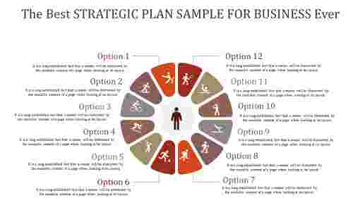 Best strategic plan sample for business