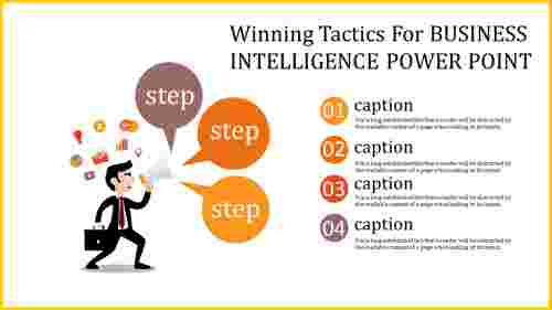 Amazing business intelligence power point