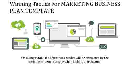 Systematic  marketing business plan template
