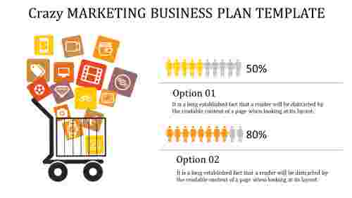 Sales team marketing business plan template