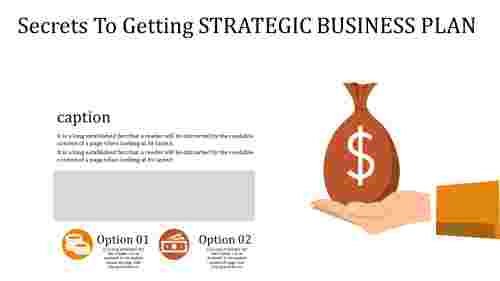 financial strategic business plan