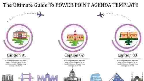 Methods of PowerPoint agenda template