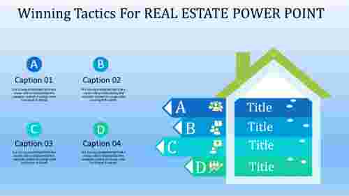 Real estate powerpoint layers