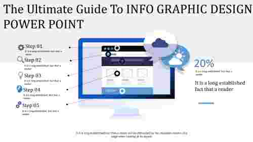 info graphic design power point - desktop view