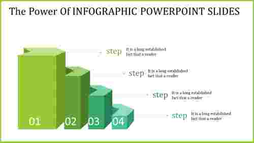 info graphic power point slides - broad arrows