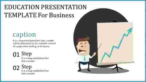 education presentation template-EDUCATION PRESENTATION TEMPLATE For Business