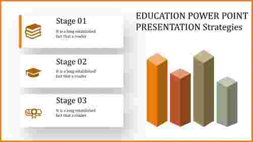 education power point presentation - Growth analysis