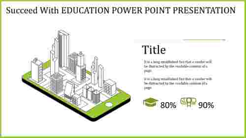 A two noded education power point presentation