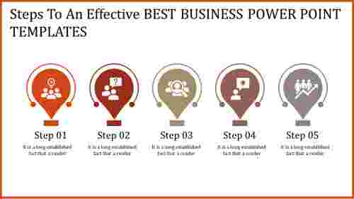Tear droop best business PowerPoint templates